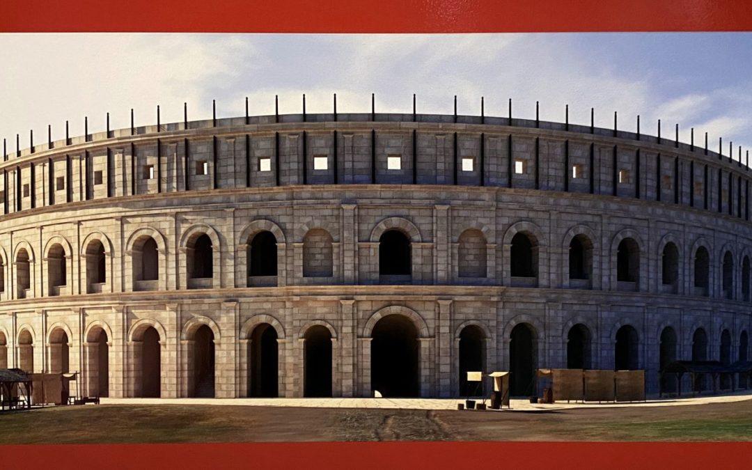 Des gladiateurs à Limonum